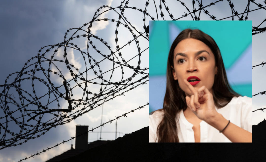 AOC compares jail time to slavery, calls for America to shut down prisons
