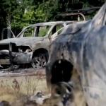 Convoy of 14 officers gunned down in ambush. Police say a deadly Mexican cartel is to blame.