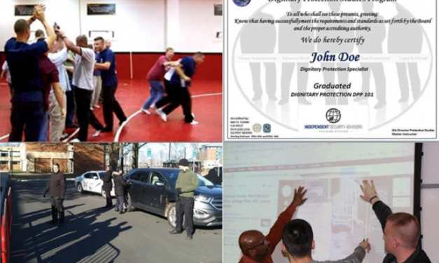 Leading Security and Diplomatic Protection Company Conducting Accredited Training Programs – Here's How to Attend for Free