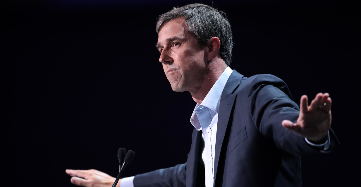 Beto: Won't hand over your big scary rifle? Fine. We'll come and take it.