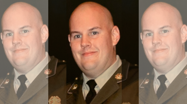 These new details may point to why an officer took his own life