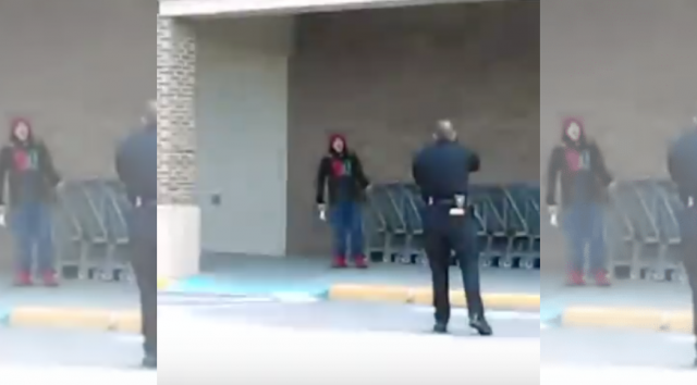 """Police respond to man with a knife screaming, """"Kill me!"""""""
