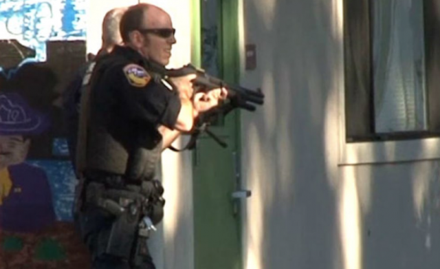 Police: School shooter tossed weapon, hid with classmates during lockdown