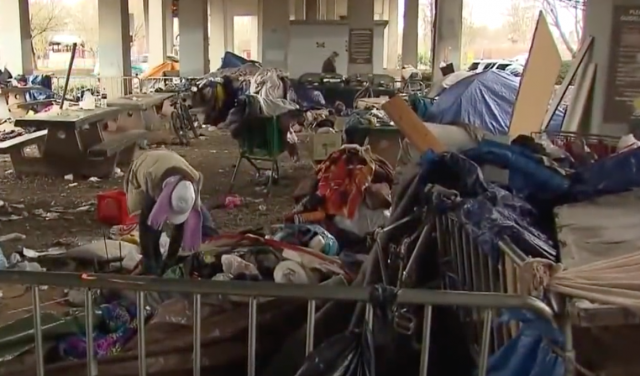Los Angeles invests billions into homeless shelters. It's bringing major crime to adjacent neighborhoods.