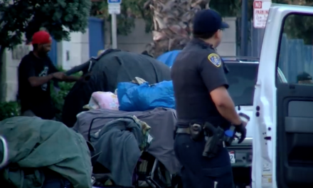 Cop: Homeless crime exploding yet Dems plan to import huge numbers of 'Climate Refugees'