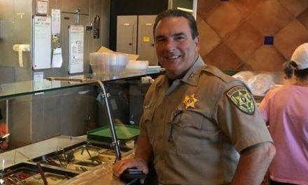 Red Flag: Sheriff ordered to surrender weapons after estranged wife files for divorce