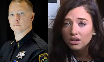 """Sheriff gets """"stiff"""" prison sentence for using position to sleep with his assistant"""