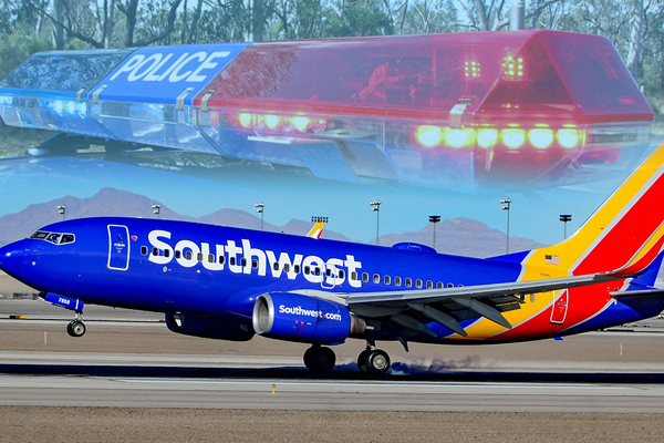 Mile high club: Southwest pilots accused of livestreaming bathroom, leaving firearm in cockpit