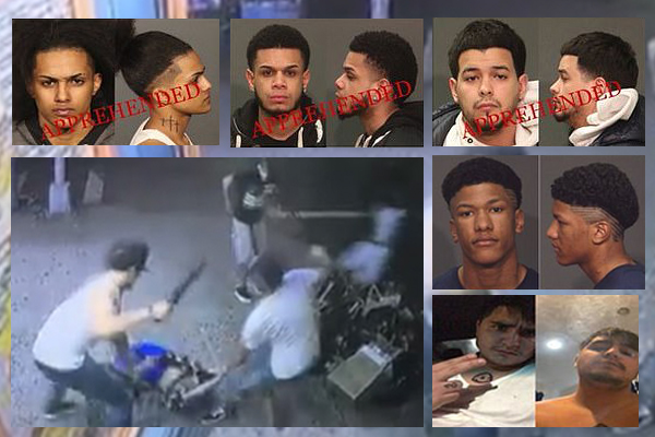 Five gang members sentenced for hacking 15-year-old who wanted to be a cop to death