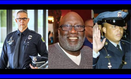 We just lost three more officers.  There was almost no media coverage.