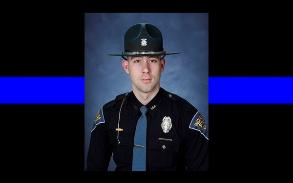 Developing Story: Indiana State Trooper who just became a dad killed in tragic accident