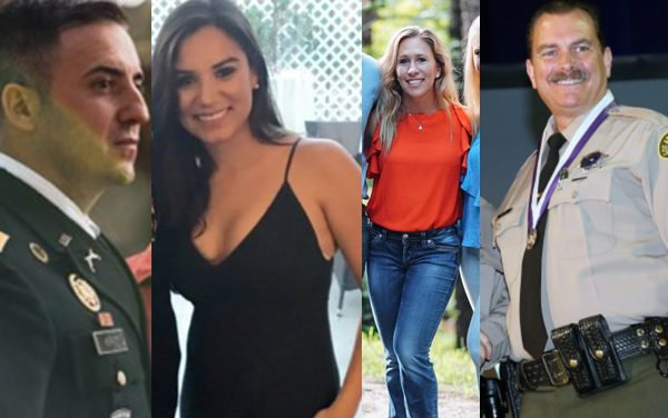 "The New ""Squad"": Veteran, cop, immigrant and southern mom are about to take over Congress"