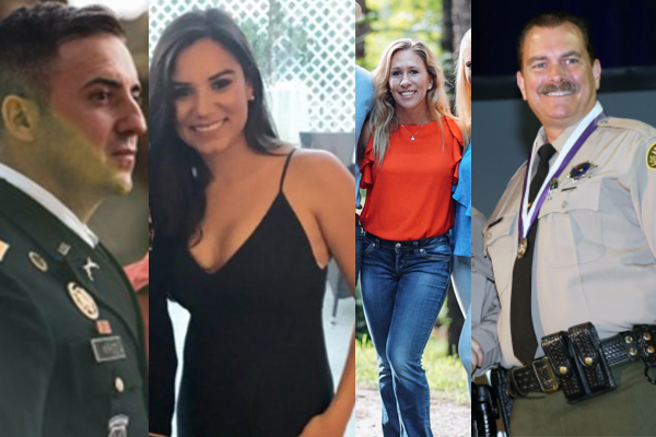 """The New """"Squad"""": Veteran, cop, immigrant and southern mom are about to take over Congress"""