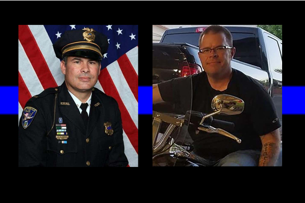 We just lost two more officers.  Where's all of the media coverage?