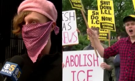 "Soros-funded group demands we ""abolish ICE"" to protect people committing visa fraud"