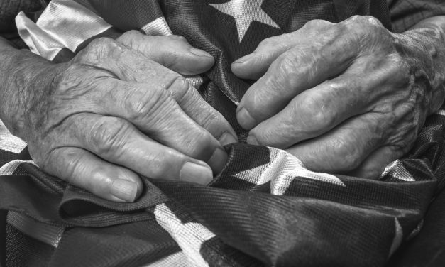 Veteran: Please, at least for today, stop thanking me for my service.