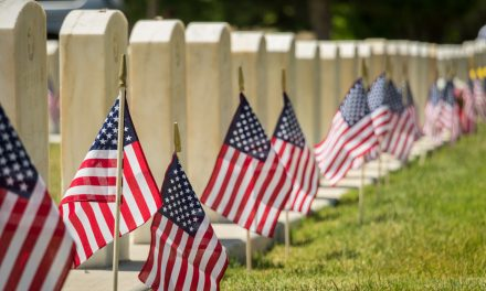 Veteran who fought in WWII died in 2014.  Then he registered to vote.