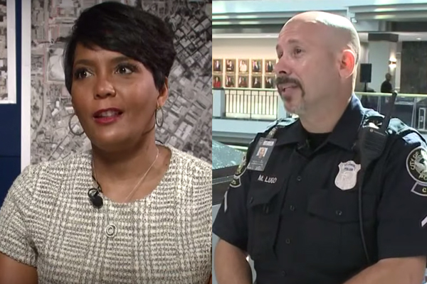Atlanta Mayor uses police funds to treat herself to two luxury vehicles
