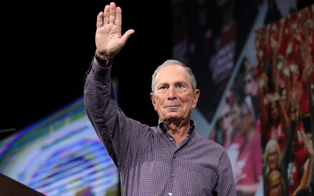 Presidential candidate Bloomberg has an anti-gun court packing agenda