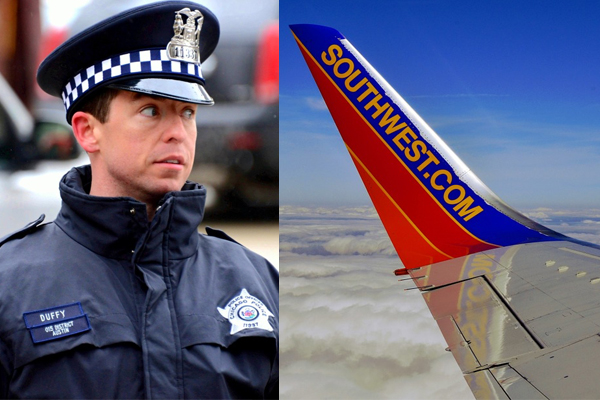 "Southwest Airlines: ""We don't recognize 'law enforcement media' in Chicago."""