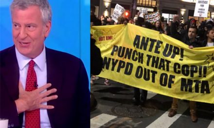 NYC Mayor says anti-police movement, attacks is just a 'right wing' conspiracy