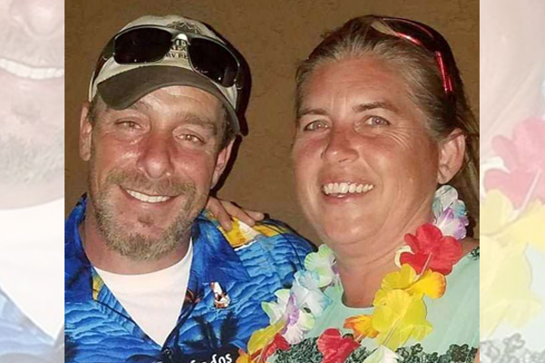 Navy veteran and wife from New Hampshire found buried on Texas beach
