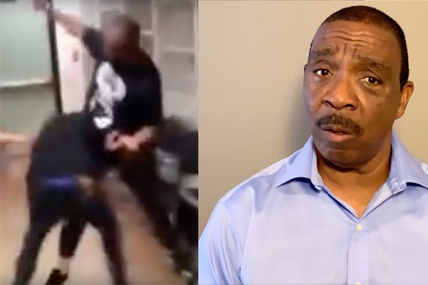 LA: No charges against teacher caught on video punching student who called him racial slur