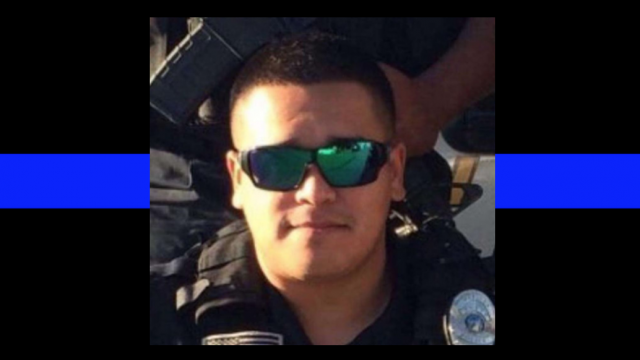 Officer shot repeatedly – still chases down attacker and helps take him down