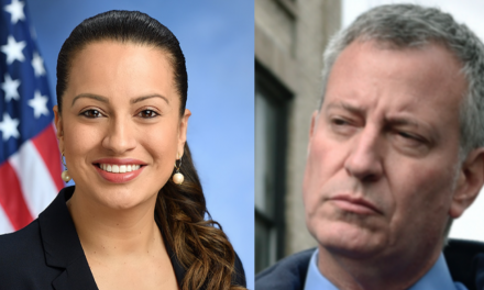 Assemblywoman slams de Blasio for hiring 'another white guy' to run the NYPD