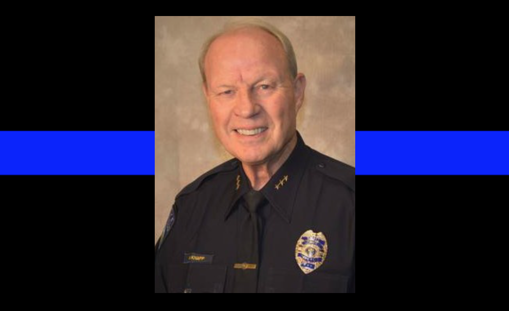 Officer Down: Chief killed after being struck by vehicle