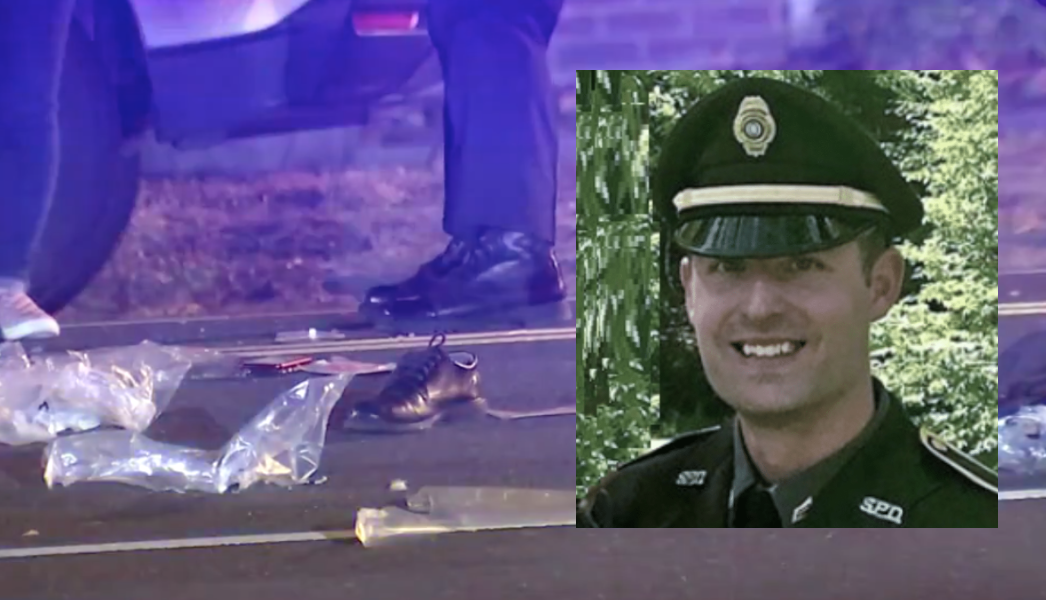 Sergeant jumps into action, saves lives immediately after being fired