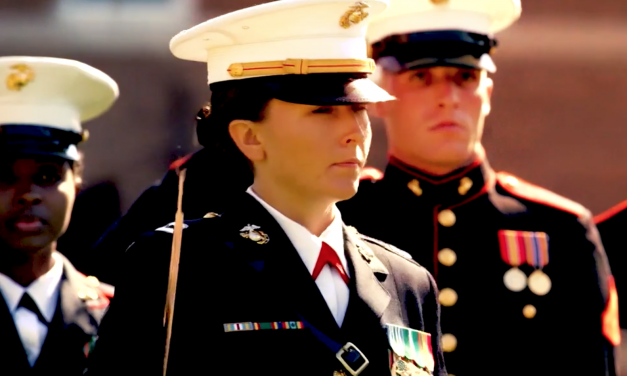 Marine Corps. attacked for not featuring more women in tribute video