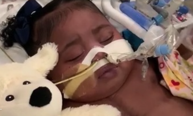 Hospital plans to take baby off life support against parents' wishes