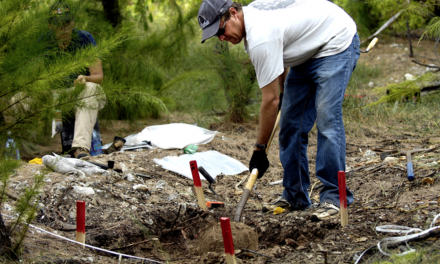58 bodies discovered in mass graves near Arizona