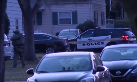 Breaking: Man fires 50 rounds at cops during early morning standoff
