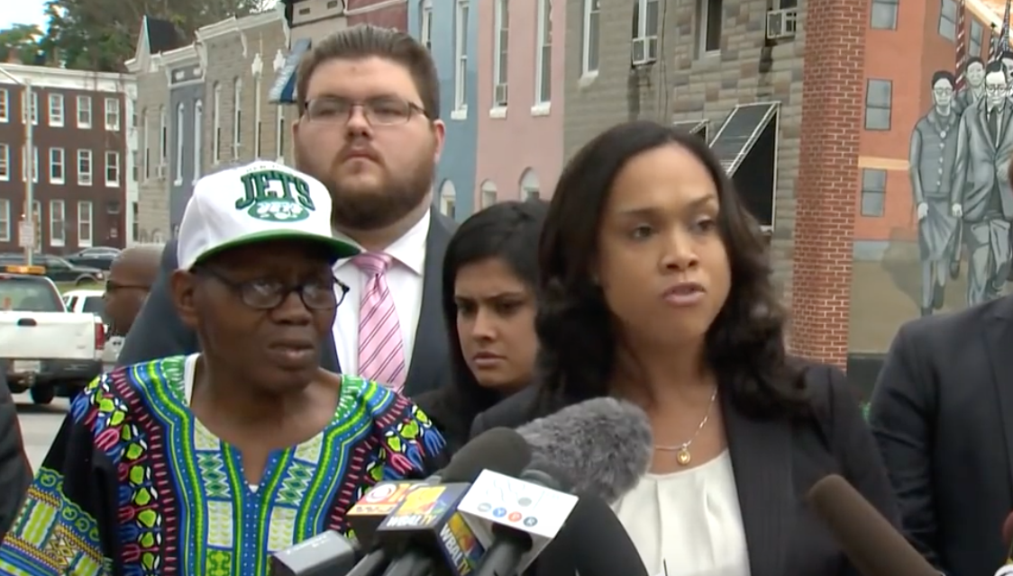 Baltimore prosecutor: Police are the biggest threat to civil rights