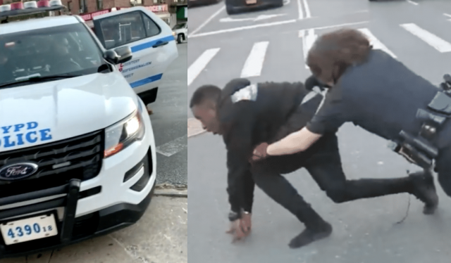 New Yorkers are helping criminal suspects escape police custody