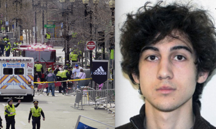 Suspect details triple murder with Boston bombers right before he's shot by the FBI