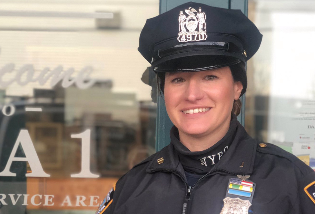 Cop and gun store owner save mother from killing her child