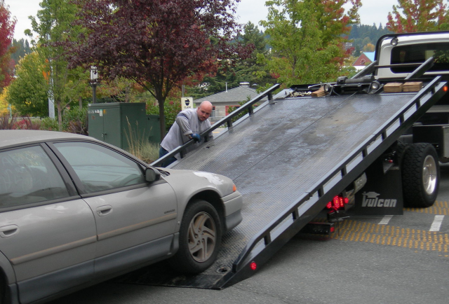 Company allegedly towed deployed soldier's car, then sold it