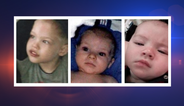 Mom confesses to killing 3 kids. Lawyer: Don't blame her, she was abused.