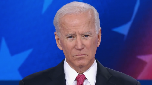 Is Biden guilty of the crimes he accused Trump of committing?