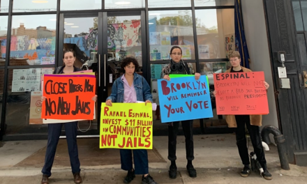 University students call to shut down every prison in America