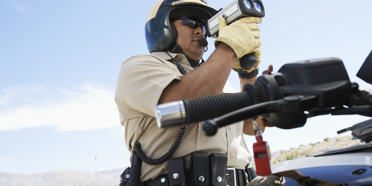 Police department starts using speed guns to give tickets without traffic stops