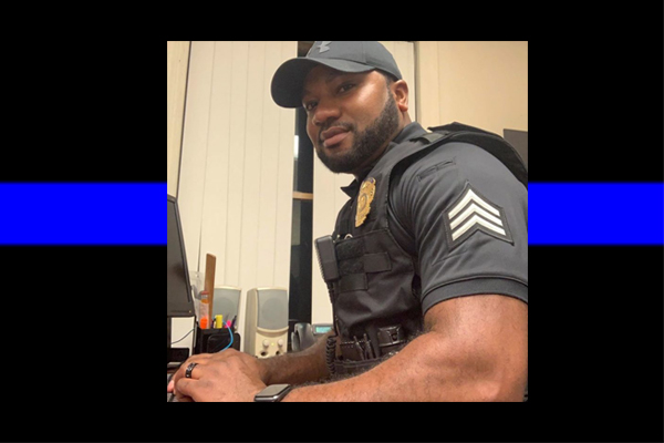 Officer Down: Sgt. Anthony Oglesby Jr. killed in unexplained car wreck – government investigating