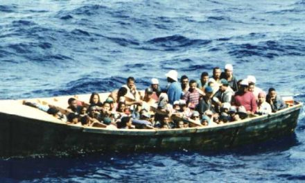 At least 58 migrants drown while trying to make their way across Atlantic Ocean