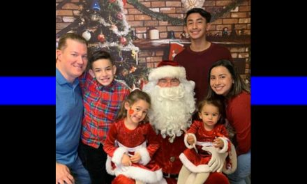 Officer murdered two weeks before Christmas in New Jersey was father of five, 15-year veteran