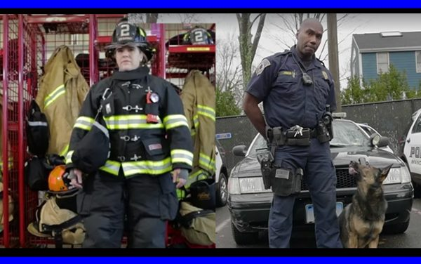 """Concerns of Police Survivors launch powerful """"holiday prayer"""" video honoring emergency responders"""
