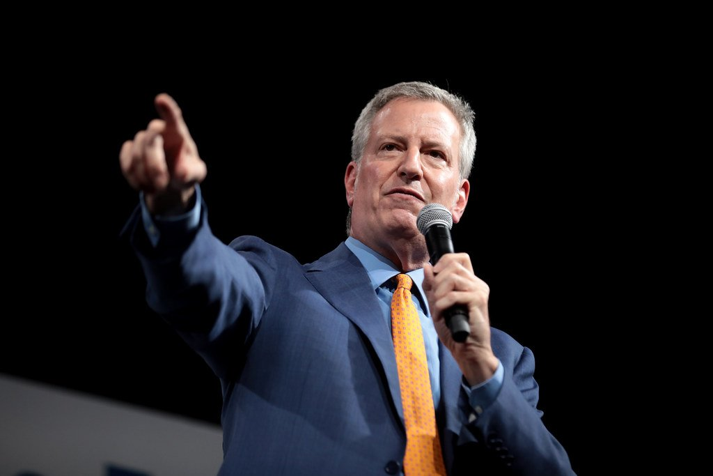 Mayor Bill de Blasio_Flickr
