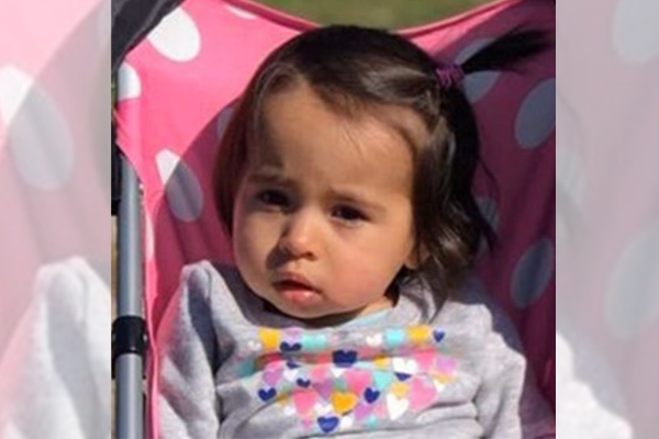 Police in desperate search to find kidnapped 1-year-old girl after mother found murdered